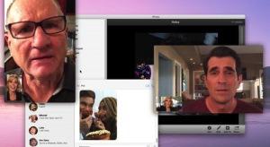 Az iMessage, a Facetime és az OS X játssza a főszerepet a Modern Family új részében