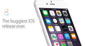 Már 72%-os az iOS 8 megoszlása