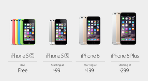 Továbbra is kiválóan fogynak az új iPhone-ok