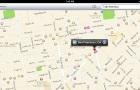 Az Apple Maps a jövőben a rossz térerejű utakat is segítene elkerülni