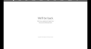 Már leállt az Online Store – új termékek jönnek!