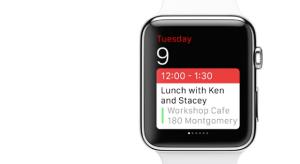 A TechCrunch új infói a Watch-ról