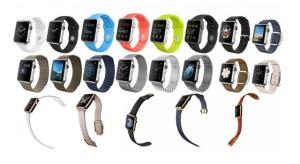 Minden, amit tudni szeretnél az Apple Watch szíjairól