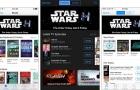 Az Apple példátlan kampánnyal hájpolja a Star Wars filmeket