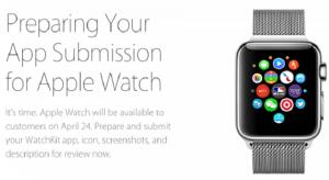 Most már az összes fejlesztő beadhatja Watch-appjait