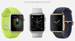 Péntektől Apple Watch előrendelés – további új infók az óráról
