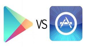 Az App Store tovább növelte bevételi előnyét a Google Play-hez képest