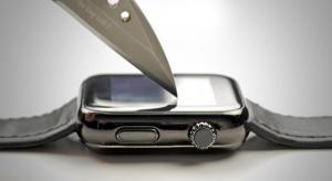 A Watch Sport Ion-X kijelzőjét is stressztesztelték