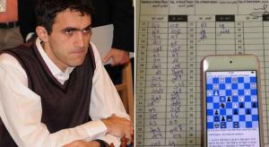 iPod-jára telepített sakkprogrammal csalt a nagymester a dubai tornán