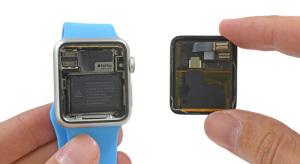 Az iFixit már szét is szedte az Apple Watch-ot