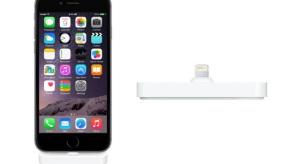 Új Lightning dokkoló érkezett az iPhone 6 és 6 Plus modellekhez