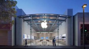 Evakuáltak egy kaliforniai Apple Store-t