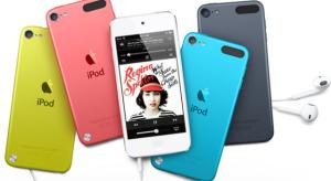 Eltűnt az iPod fül az Apple honlapjának főmenüjéből