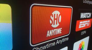 A CBS a Showtime-ot küldi ringbe az HBO Now ellen az Apple TV-n