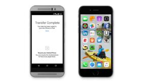 Itt a Move to iOS: Így válthatsz könnyedén Androidról iOS-re