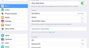 Az iCloud Music Library problémákat okoz az Apple Music felhasználóknak