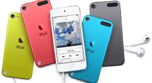 Itt az új iPod Touch – a shuffle és a nano új színeket kapott