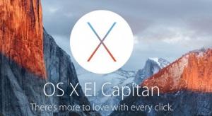 Kinn az OS X 10.11 harmadik publikus bétája