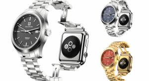 Kéne az Apple Watch, meg a klasszikus karórád is? Itt a megoldás!