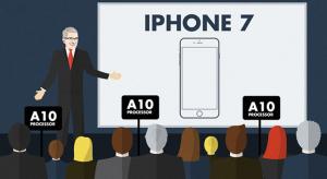 Hatmagos processzort kaphat az iPhone 7