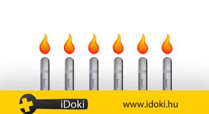 Születésnapi akció az iDokinál!