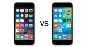 iOS 9 vs 8.4.1 – avagy melyik a gyorsabb