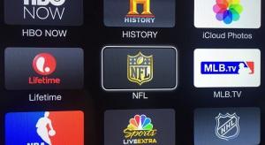Itt a Game Pass funkció az Apple TV-n – NFL rajongók figyelem!