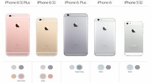 Többé nem kínál aranyszínű iPhone 6 modelleket az Apple