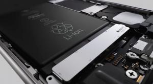 iPhone 6S: kisebb akkumulátor, mégis tartja az iPhone 6 üzemidejét