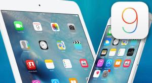Immáron az eszközök kétharmadán fut az iOS 9