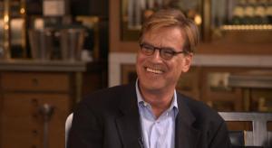 Aaron Sorkin beszélt a Steve Jobs filmről