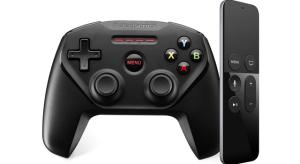 Csupán két kontrollert támogat az új Apple TV