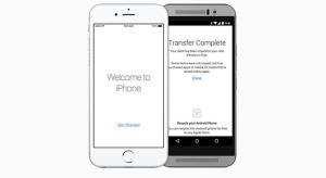 Az iPhone vásárlók egyharmada váltott Androidról