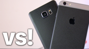 6s Plus vs Note 5, avagy melyiknek jobb a kamerája?