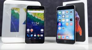 Nexus 6P vs iPhone 6s Plus – vajon melyik a jobb?