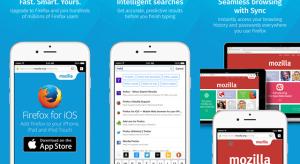 Hosszú évek után végre iOS-re is megérkezett a Firefox