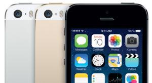 Indiában féláron kínálják az iPhone 5s-t