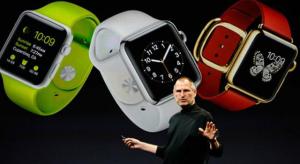 Vajon tudomása volt-e Steve Jobsnak az Apple Watchról?