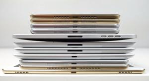 Így  teljesít az eddig megjelent összes iPad (összehasonlító videó)