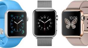 2015-ben az Apple Watch dominált