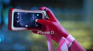 iPhone D – a részeg emberek telefonja