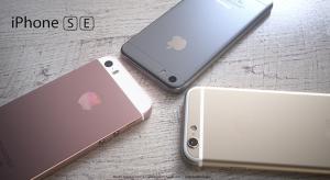 Valósághű iPhone SE koncepcióképek Martin Hajektől