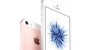Nagy kereslet mutatkozik az iPhone SE iránt