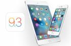 Az iOS 9.3 az eddigi legstabilabb mobil operációs rendszer