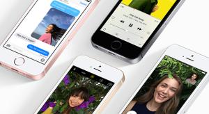 Már most egészen népszerű az iPhone SE