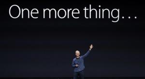 Még egy dolog… Avagy milyen újdonságokat várhatunk pluszban a hétfői Apple eventtől?