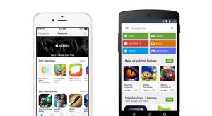 App Store vs Google Play – a kevesebb néha több