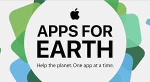 Apps for Earth – újabb jótékony kampány az Apple-től