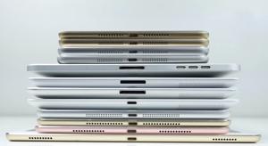 Így teljesít az összes eddig megjelent iPad