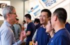 Kína beintett az Apple-nek